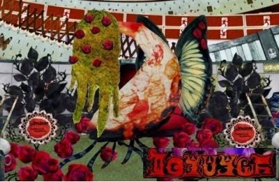 薔薇園の魔女