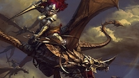 キャバリア/騎乗戦闘系