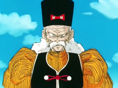 人造人間20号(ドクター・ゲロ)