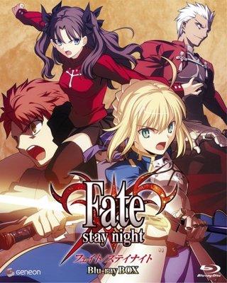 Fate/stay night(スタジオディーン版)