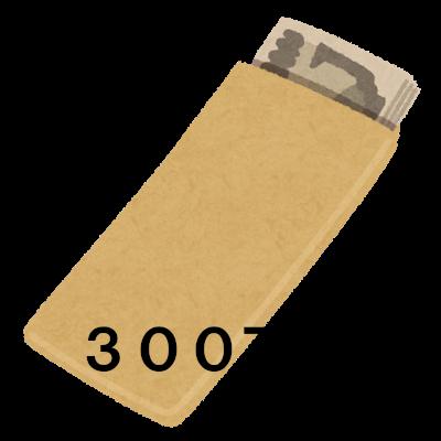 年収300万円台