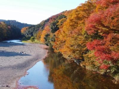 武蔵嵐山渓谷