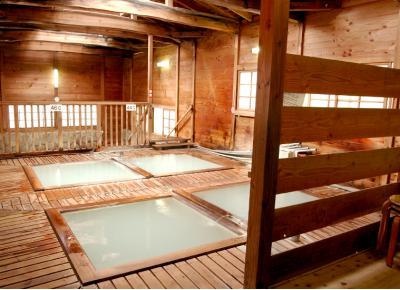 那須温泉 鹿の湯