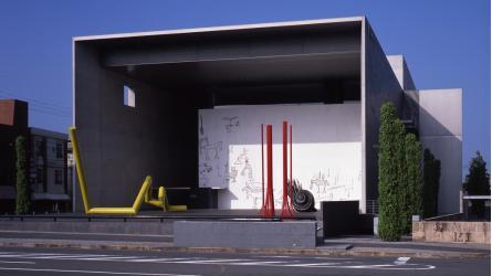 猪熊弦一郎現代美術館