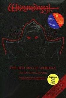 Wizardry #4(ワードナの逆襲)