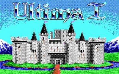 Ultima I the First Age of Darkness