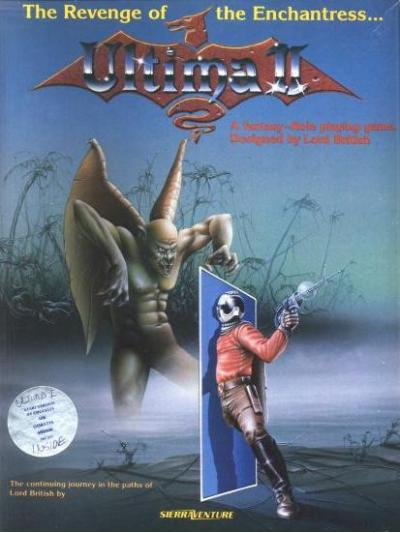 Ultima II the Revenge of The Enchantress
