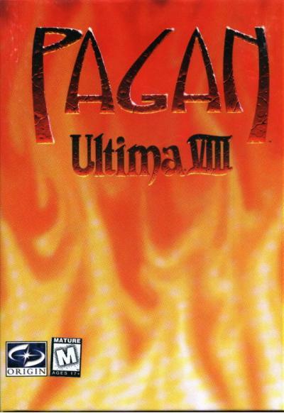 Ultima VIII: Pag