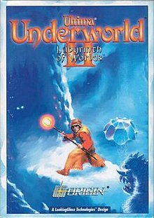Ultima Underworld II Labyrinth of Worlds