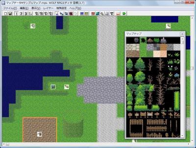 WOLF RPGエディター