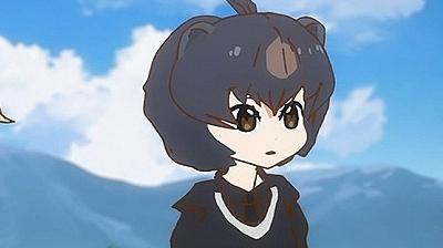 ニホンツキノワグマ