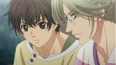 SUPER LOVERS 第2期