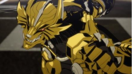 牙狼〈GARO〉-VANISHING LINE-