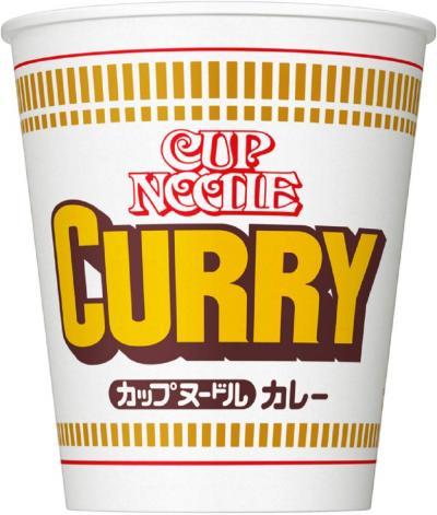 日清 カップヌードル カレー