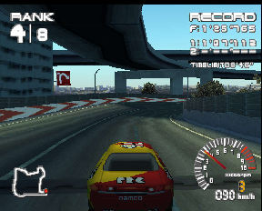 R4 -RIDGE RACER TYPE 4-