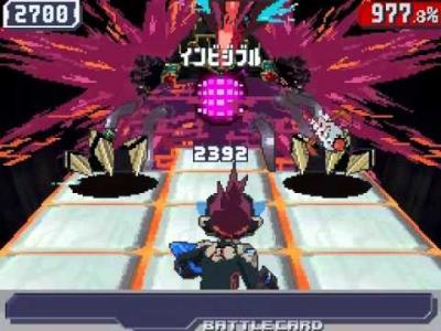 流星のロックマン3 BLACK ACE・RED JOKER