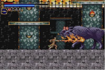 悪魔城ドラキュラ サークル オブ ザ ムーン