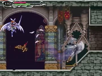 悪魔城ドラキュラ 蒼月の十字架