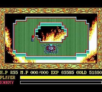 イースII Ancient Ys Vanished The Final Chapter