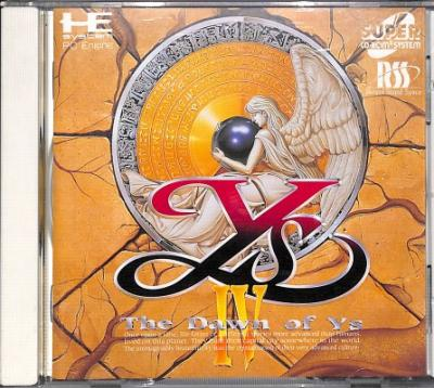 イースIV The Dawn of Ys