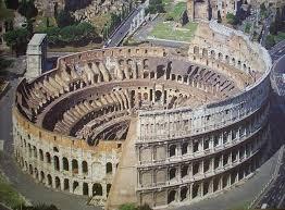 コロッセオ(ローマ歴史地区)