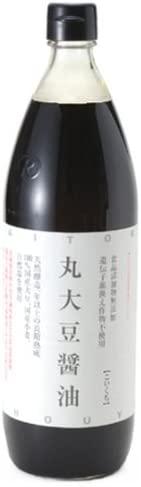 大徳醤油 丸大豆醤油