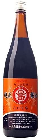 丸島醤油 純正醤油 濃口