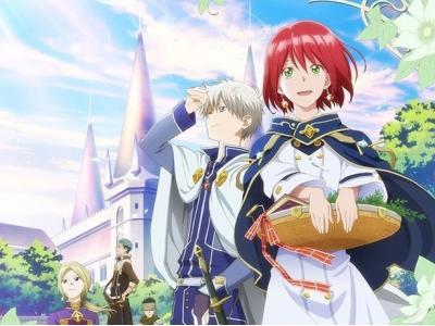 第2回 赤髪の白雪姫 キャラクター人気投票