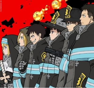 第5回 炎炎ノ消防隊 キャラクター人気投票