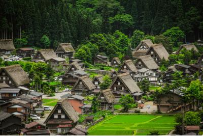岐阜県旅行のおすすめ観光スポット人気投票
