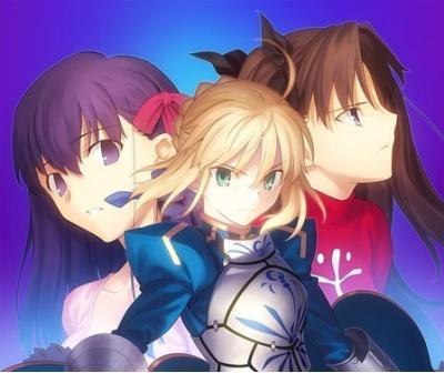 Fate/stay night 人気ヒロイン投票