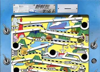 昔よく遊んだエレメカ(10円ゲーム)に投票する人気ランキング
