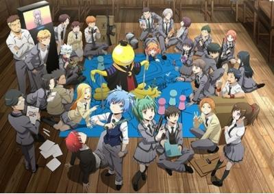 暗殺教室 人気キャラクター投票