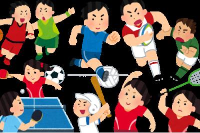 スポーツ人気投票
