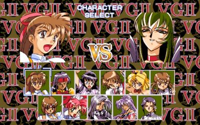 【PC98】PC98の対戦格闘ゲーム人気投票【格ゲー】