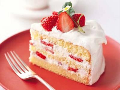 好きなケーキランキング